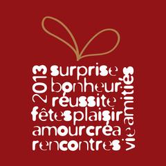 mots cadeau 2