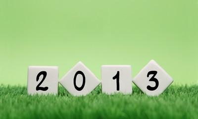 2013, année verte