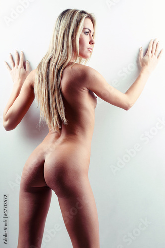 beautiful nude or naked woman