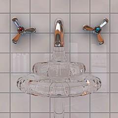 metal tap
