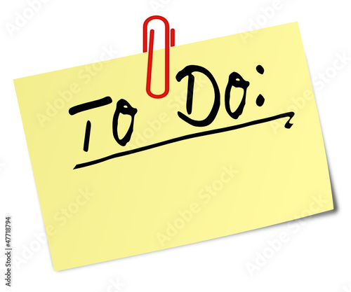 To Do Liste  #121214-svg01
