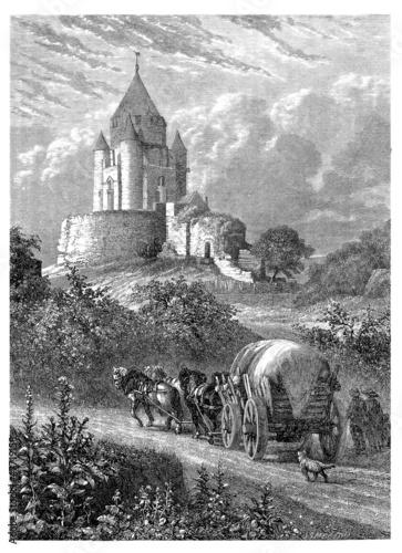 Feodality : Medieval Tower - Poor Peasants