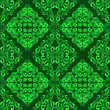 Green seamless wallpaper.