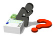 Figuren-Serie: Geldsorgen