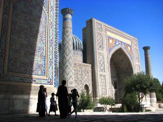 Samarcande - Registan