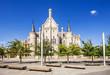 Gaudi Palace, Astorga, Pilgrim route to Santiago de Compostela,