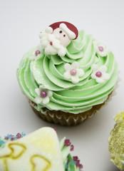 Santaclaus Cupcakes