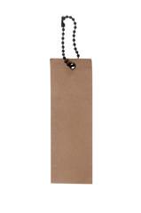 blank cardboard paper tag labels