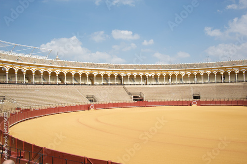 Plaza de Toros - Siviglia Spagna