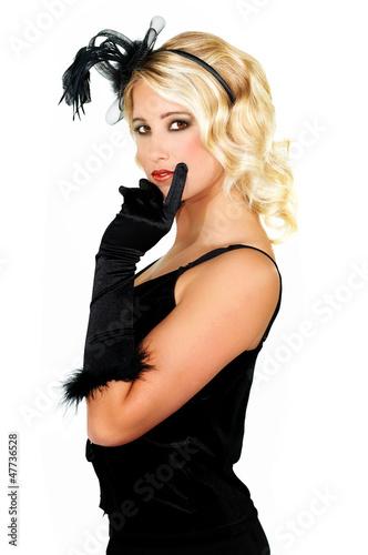 Black Diva (Michelle/ MA: Alexandra Karner)