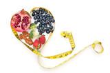 Superfood detox diet poster