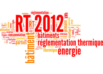 RT 2012 (réglementation thermique 2012)