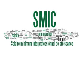 SMIC (Salaire minimum interprofessionnel de croissance)