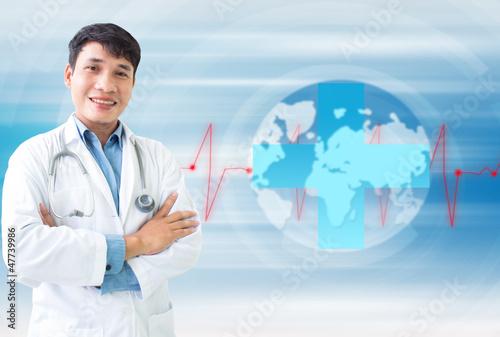 Smart Asian Doctor