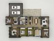 Floor Plan Of Residential House8