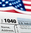 U.S. Individual Income Tax Return form 1040