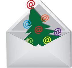Xmas e-mail