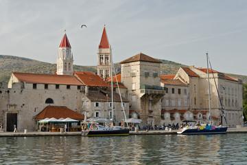 Town Trogir in Croatia