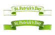 St.Patrick's Day banners