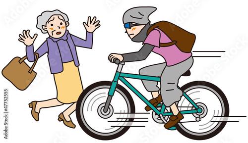 """自転車事故""""Fotolia.com の ..."""