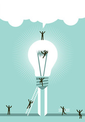 Achieving a successful idea