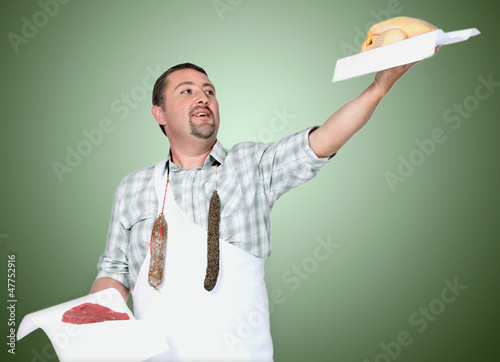 Happy Butcher