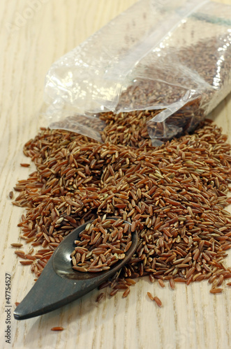 Brown Ermes rice