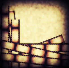 film strip background, texture