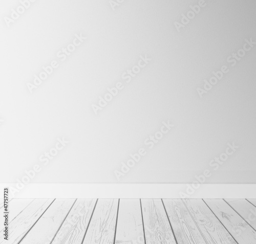 white concrete wall