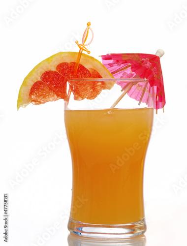 .orange coctail drink
