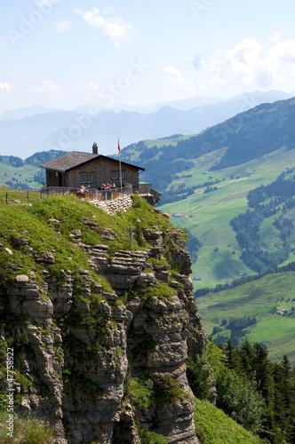 Berghütte am Schäfler - Alpstein - Alpen