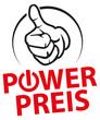powerpreis daumen hoch