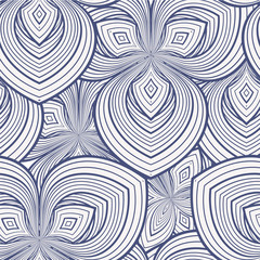 abstract pattern of beautiful lines