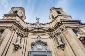 Santa Maria de Porto Salvo in Valletta, Malta