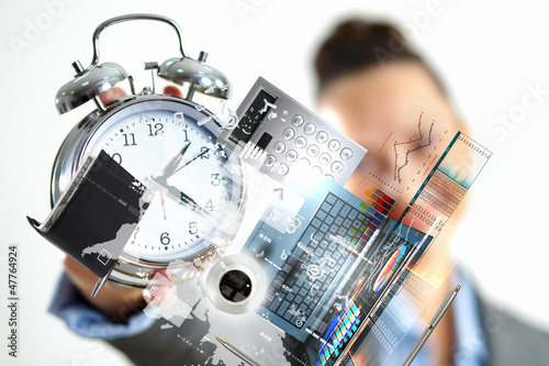 Time in business - 47764924