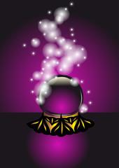 cristal ball