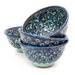 Uzbekistan - céramique vernissée