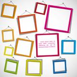 Fototapety frames
