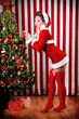 Christmas Pin Up #1