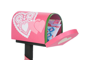 Valentine Mail