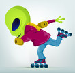 Cartoon_Character_ALIEN_049_CS5 - 47775120
