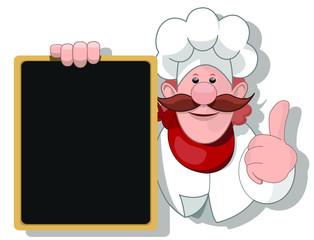 Menù dello chef