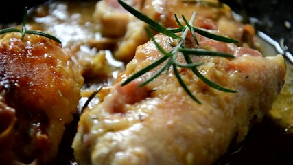 통닭 구이 Pollo arrosto Roast chicken 烤鸡 Pollo asado