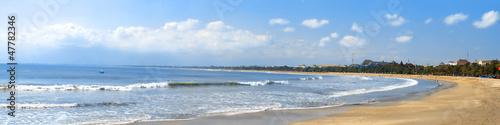 Foto op Plexiglas Indonesië Bali. Kuta Bay.