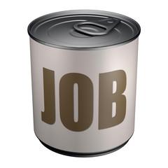 Job - Boite de conserve
