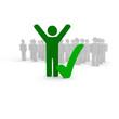 bewerbung, auswahl, headhunter, stellenanzeige, job, bewerber,