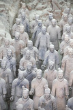 The Terracotta Warriors, Xian, China