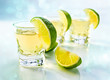 tequila with lime
