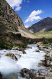 Alps river