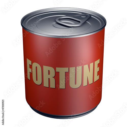 Fortune - Boite de conserve